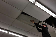 Drop Ceiling Repair Indianapolis