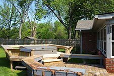 Wood Deck Repair Indianapolis