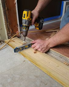 Door Frame Install Indianapolis